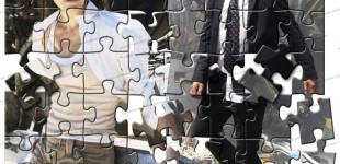 Jigsaw effect